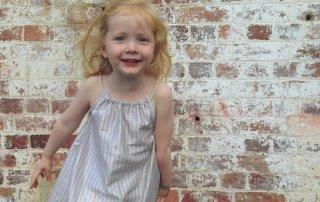 Pure Cute #makeforgood Plan International because I Am A Girl