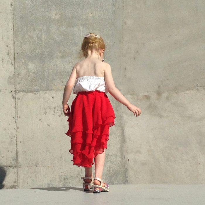 Girls skirt Pure Cute shipping