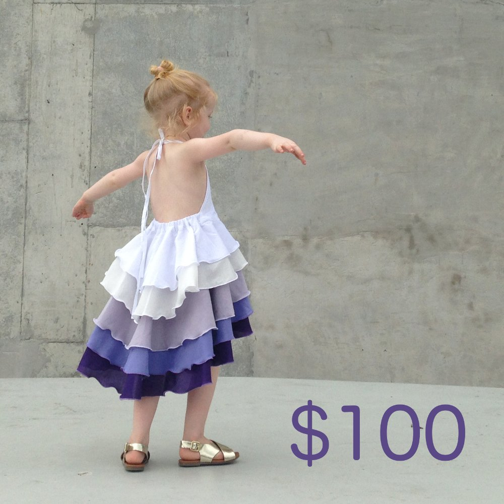 gift voucher girls clothing