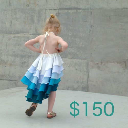 gift voucher girls dress