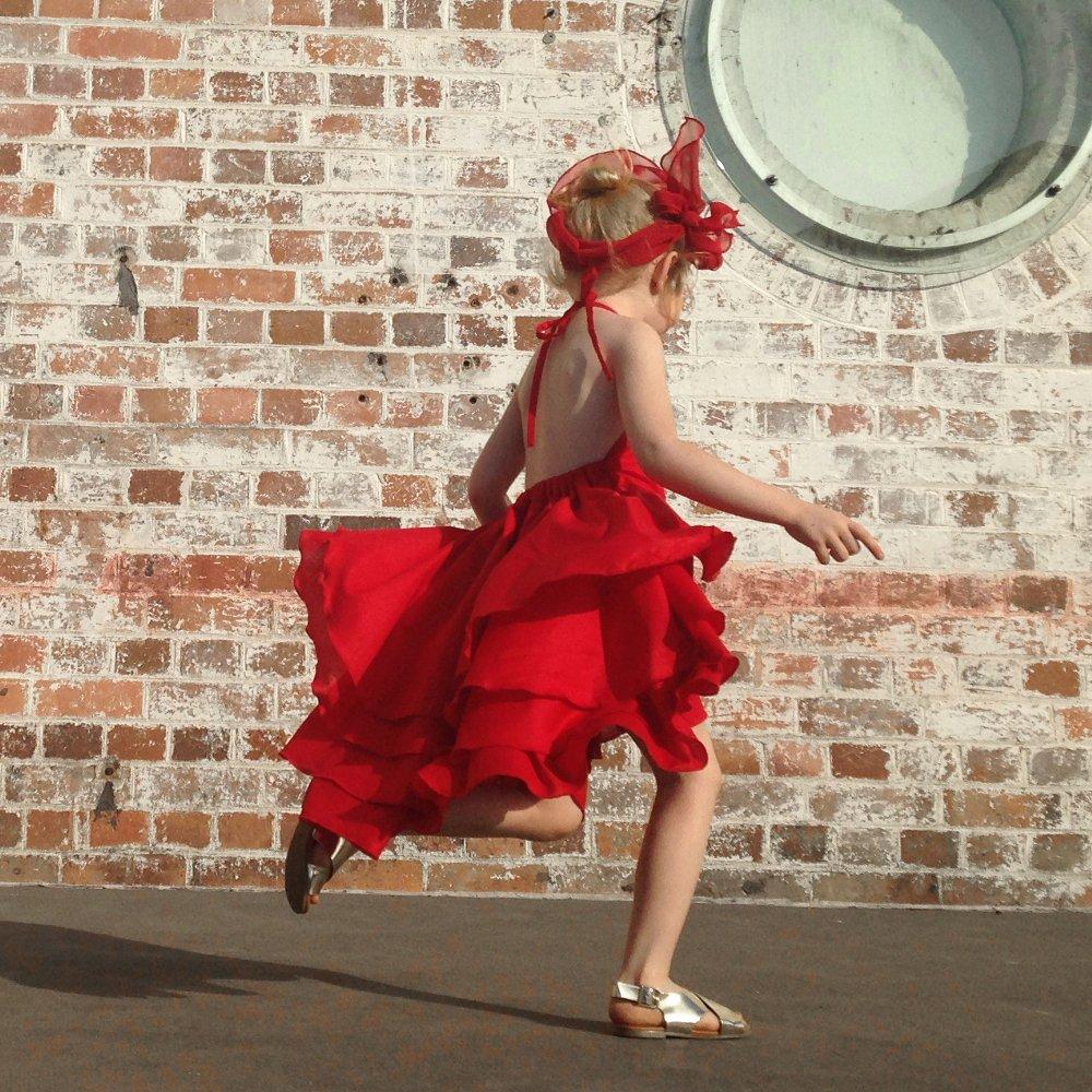 baby girls christmas xmas flamenco dress onesie