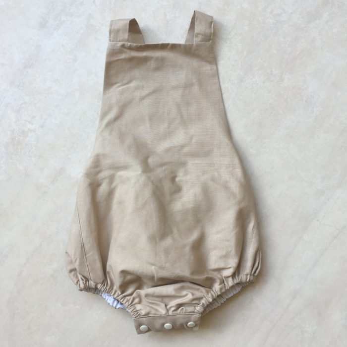 Pure Cute baby girls romper