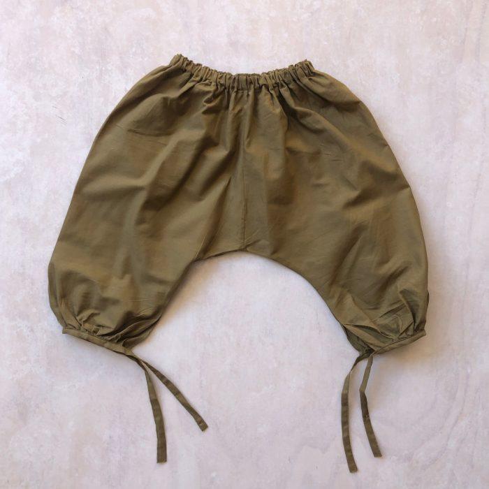 cotton khaki pants