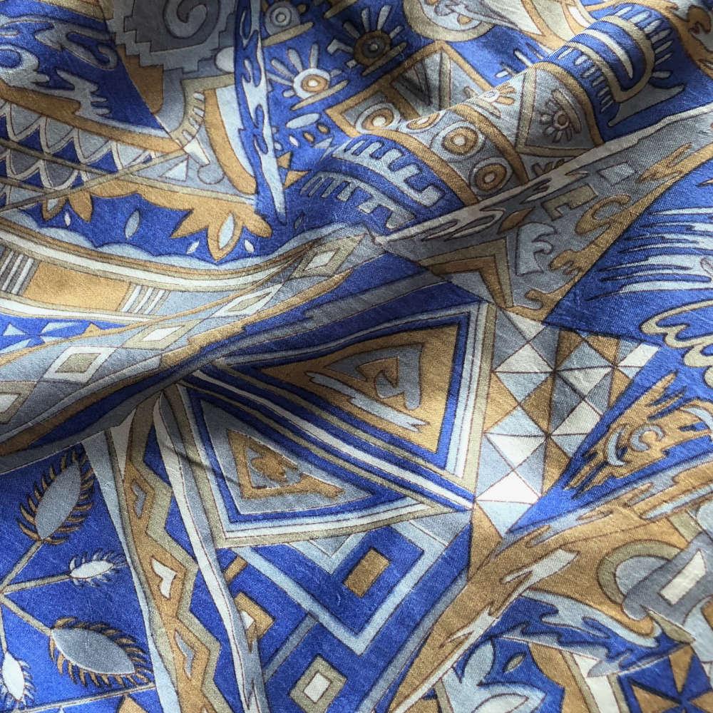 silk sari dress